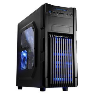 Gabinete Xigmatek Vanguard Plus Mid Tower Preto (EN7456)