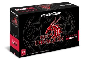 PowerColor RED DRAGON Radeon RX 480 DirectX 12  4GB 256-Bit GDDR5 PCI Express 3.0 HDCP Ready CrossFireX (AXRX 480 4GBD5-3DHDV2)