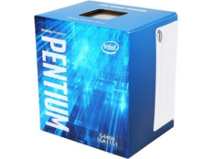 Intel Pentium G4400 Skylake Dual-Core 3.3 GHz LGA 1151 65W  Desktop Processor Intel HD Graphics 510 (BX80662G4400)