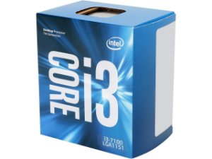 Intel Core i3-7100 Kaby Lake Dual-Core 3.9 GHz LGA 1151 51W Intel HD Graphics 630 (BX80677I37100)