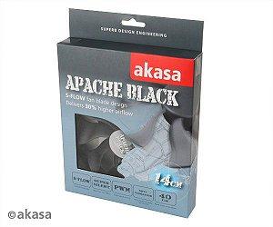Fan Akasa Apache Black 140MM (AK-FN062)