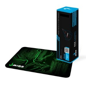 Mousepad Rise Gaming Circuit Costurado Grande Fibertek (RG-MP-05-CRT)