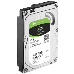 "Seagate BarraCuda 4TB 64MB Cache SATA 6.0Gb/s 3.5"" Hard Drive (ST4000DM005)"