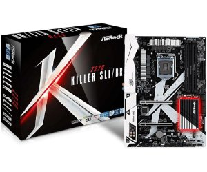 ASRock Z270 KILLER SLI/BR LGA 1151 Intel Z270 HDMI SATA 6Gb/s USB 3.0 ATX Intel