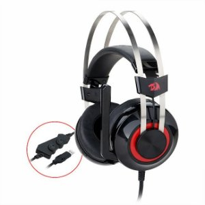 Headset Gamer Redragon Talos H601 7.1 Virtual USB Surround Sound