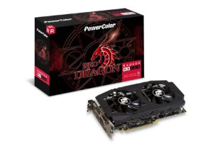 PowerColor RED DRAGON Radeon RX 580 DirectX 12 8GB 256-Bit GDDR5 PCI Express 3.0 CrossFireX (AXRX 580 8GBD5-3DHDV2/OC)