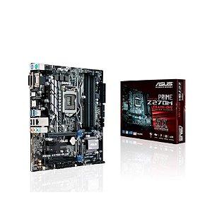 ASUS PRIME Z270M-PLUS/BR LGA 1151 Intel Z270 HDMI SATA 6Gb/s USB 3.0 Micro ATX