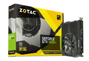 Zotac GeForce GTX 1050 Ti 4GB Mini 128-Bit GDDR5 PCI Express 3.0 (ZT-P10510A-10L)