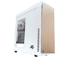 Gabinete Zalman R1 White USB 3.0 ATX Mid Tower