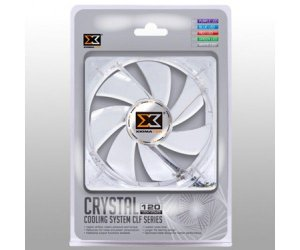 FAN Xigmatek CLF-F1252 120MM Cristal Series RED (CFS-SXGJS-RU1)