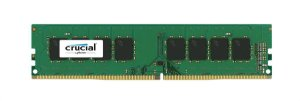 Crucial 4GB 288-Pin DDR4 CL15 2133MHZ (PC4 17000) (CT4G4DFS8213)