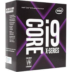 Processador Intel Core i9-7900x Kaby Lake-X 7a Geração, Cache 13.75MB, 3.3GHz (4.3GHz Max Turbo), LGA 2066 (BX80673I97900X)