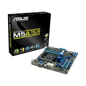 ASUS M5A78L-M PLUS/USB3 AMD AM3+ mATX DDR3 HDMI/DVI/VGA, USB 3.0