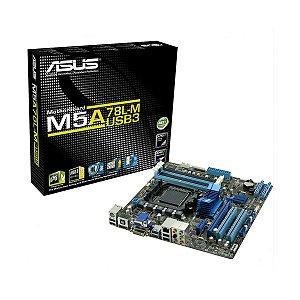 ASUS M5A78L-M PLUS/USB3 AMD AM3+ mATX DDR3 HDMI/DVI/VGA, USB 3.0