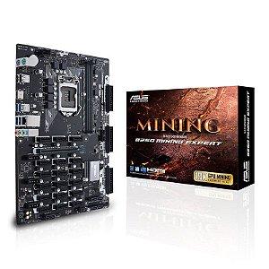 ASUS Intel B250 MINING EXPERT Socket LGA 1151 DDR4 ATX Motherboard (90MB0VY0-M0EAY0)