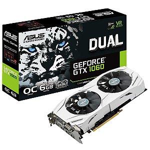 ASUS GeForce GTX 1060 Dual 6GB 192-Bit GDDR5 PCI Express 3.0 HDCP (DUAL-GTX1060-O6G)