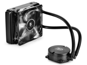 WaterCooler Gamer Storm DeepCool MAELSTROM 120T Branco (DP-GS-H12RL-MS120TWF)