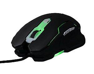Mouse Gamer PCTop Falcon Severus RGB Standard 2500DPI (FS2000)