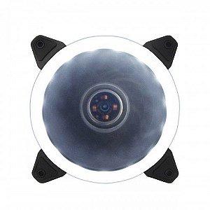 Fan Ring Bluecase Gamer 120mm Branco BFR-05W