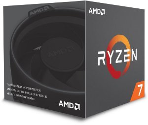 AMD Ryzen 7 2700 Octa Core 3.2 GHz (Max Turbo 4.1GHz) Cache 20MB c/ Wraith Spire Cooler AM4 (YD2700BBAFBOX)