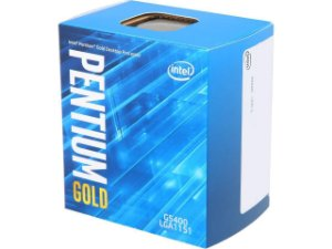 Intel Pentium Gold G5400 Coffee Lake Dual-Core 3.7 GHz LGA 1151 (300 Series) 54W / 58W Intel UHD Graphics 610 (BX80684G5400)