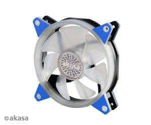 Fan Akasa VegasR 120MM 33 LEDs Azul (AK-FN097-BL)