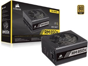 Fonte Corsair RM850x RMx Series 850W 80 PLUS GOLD Certified Full Modular (CP-9020180-WW)