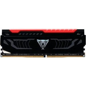 Patriot Viper LED 8GB (1 x 8GB) DDR4 3000MHz DRAM CL15 1.35V Red Extreme Performance OEM (PVLR48G300C5K)