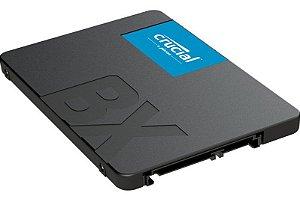 """SSD Crucial BX500 480GB 3D NAND SATA 2.5"""" (CT480BX500SSD1)"""