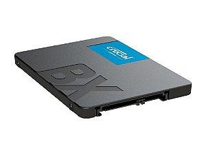 """SSD Crucial BX500 240GB 3D NAND SATA 2.5"""" (CT240BX500SSD1)"""