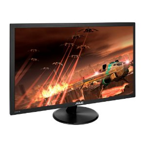 "Monitor Gaming ASUS 27"" Full HD 1920x1080 1ms HDMI VGA Flicker Free (VP278H-P)"