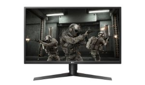 "Monitor LG 27GK750F-B 27"" TN FreeSync 2ms (Faster) 240Hz FreeSync 400 cd/m2 HDMI2.0 / DisplayPort 1.2"