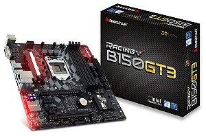 BIOSTAR B150GT3 LGA 1151 Intel B150 HDMI SATA 6Gb/s USB 3.0 Micro ATX