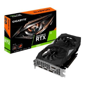 GIGABYTE GeForce RTX 2060 OC 6GB 192-Bit GDDR6 DX 12 PCI Express 3.0 x16 (GV-N2060OC-6GD)
