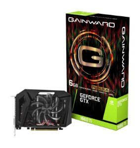 Gainward GeForce GTX 1660 Ti Pegasus OC 6GB GDDR6 192-Bits DX 12 PCI Express 3.0 x16 (NE6166TS18J9-161F)