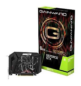 Gainward GeForce GTX 1660 Ti Pegasus OC 6GB GDDR6 192-Bits DX 12 PCI Express 3.0 x16 (NE6166TS18J9-161F)