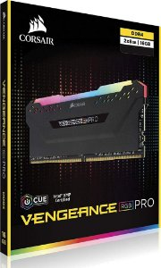 Corsair Vengeance RGB PRO 16GB (2X8) DDR4 3200MHZ (PC4 25600) CL16 (CMW16GX4M2C3200C16)