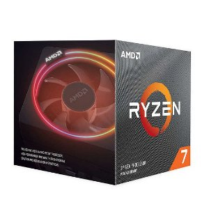 AMD Ryzen 7 3800X 8-Core 16-Thread 3.9 GHz (Max Turbo 4.5GHz) Cache 32MB c/ Cooler Wraith Prism RGB AM4 (100-100000025BOX)