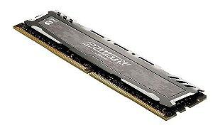 Crucial Ballistix Sport LT Grey 8GB 2666Mhz DDR4 CL16 (BLS8G4D26BFSBK)
