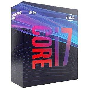 Intel Core I7-9700 3.0 GHz (4.7 GHz Turbo) LGA 1151 8-Core 8-Thread 65W Intel UHD Graphics 630 (BX80684I79700)