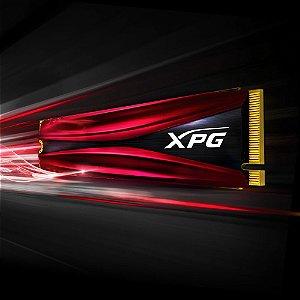 XPG ADATA GAMMIX S11 PRO 256GB 3D NAND NVMe Gen3x4 M.2 2280 SSD (AGAMMIXS11P-256GT-C)