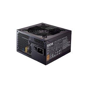 Cooler Master 500W 80 Plus Bronze MWE (MPX-5001-ACAAB-BR)