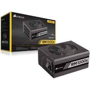 Fonte Corsair RM1000X RMx Series 1000W 80 PLUS GOLD Certified Full Modular (CP-9020094-WW)