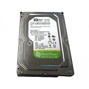 Western Digital AV-GP Green 1TB 7200RPM 64MB Cache SATA III (WD10EURX)