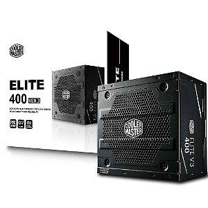 Cooler Master Elite V3 400W, PFC Ativo (MPW-4001-ACAAN1-WO)