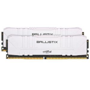 Crucial Ballistix Sport LT 16 GB (2X8) 2666MHz DDR4 CL16 Branca (BL2K8G26C16U4W)