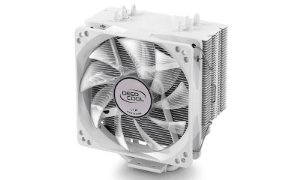 Cooler Deepcool Gammaxx 400 4 Heatpipes 120mm PWM White (DP-MCH4-GMX400P-WH)