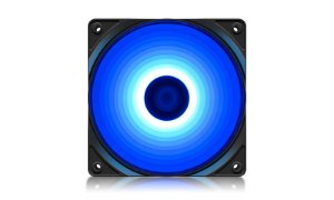FAN Deepcool RF120B, Led Azul, 120mm (DP-FLED-RF120-BL)