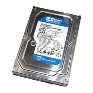 HD Western Digital Caviar Blue 500GB 7.200RPM 16MB SATA III (WD5000AAKX)