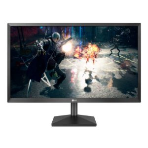 "Monitor LG LED 21.5"" TN 75HZ 5MS Widescreen, Full HD, HDMI (22MK400H)"